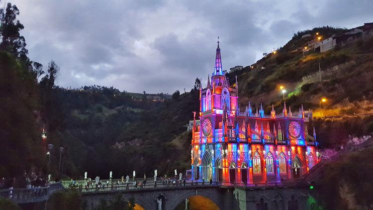 las-lajas-church
