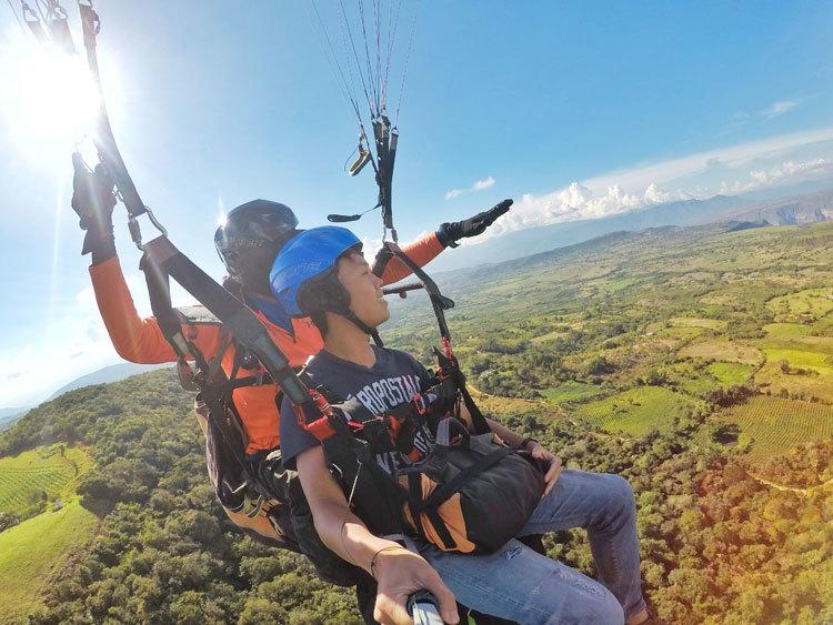 paragliding-san-gil