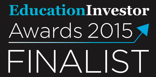 2015 finalist for education investor awards