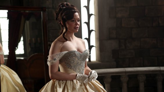 Rose McGowan - As I saw her first OUAT scene, I remembered how much I loved her. She tweeted she wants back to TV, so I would love to see her in something spooky maybe AHS season 4?