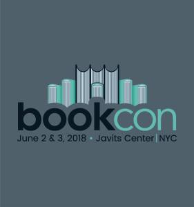Logo icon for Book Con 2018