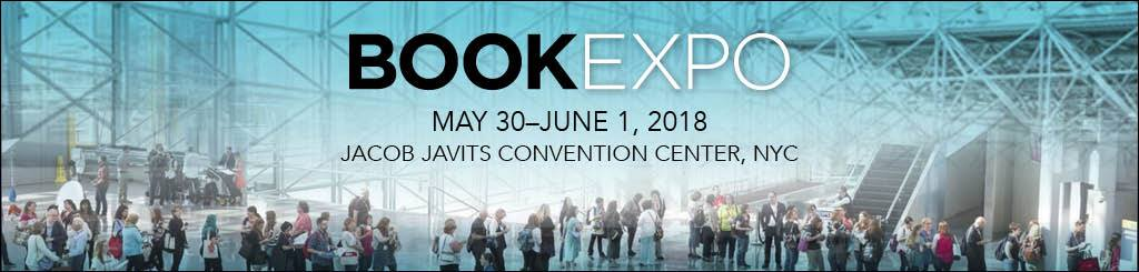 Header image for Book Expo America 2018