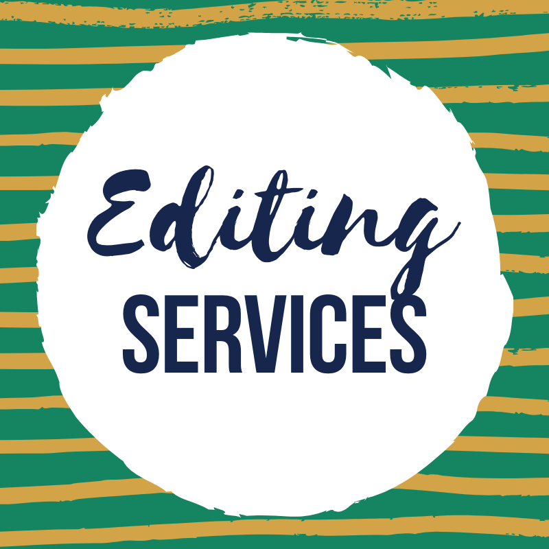 Book Editing Services Now