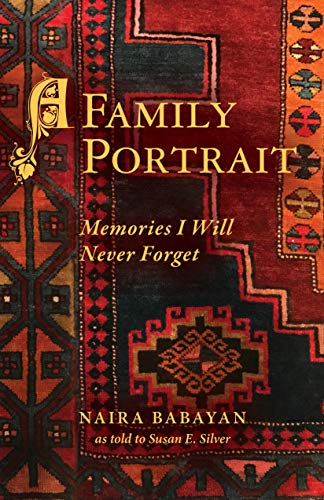 Link to Amazon page for Naira Babayan's memoir, A Family Portrait