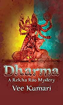 Link to Amazon page for Vee Kumari's novel, Dharma