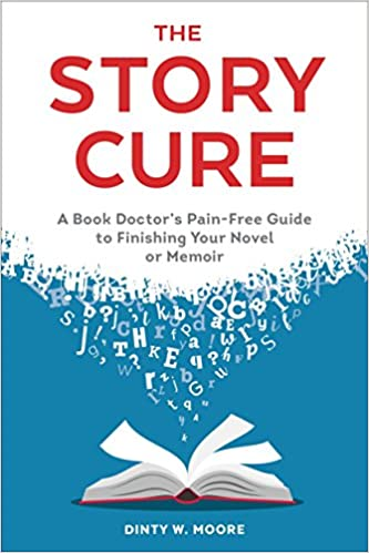 Cover of Dinty Moore's STORY CURE