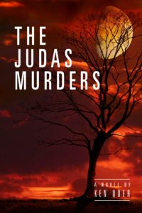 Link to Amazon page for Ken Oder's novel, The Judas Murders