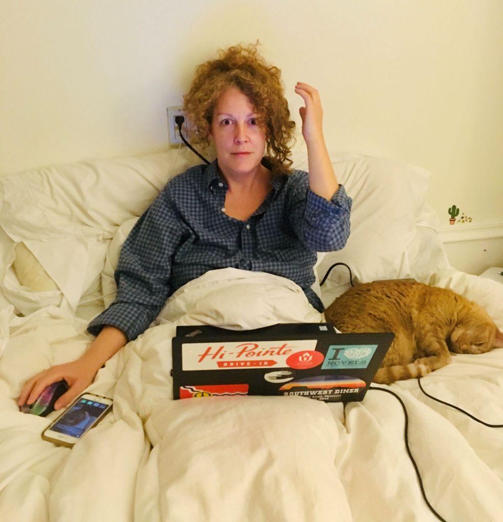 Photo of expert freelance book editors hard at work