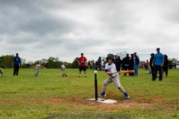 April 16 First Tball game of the season
