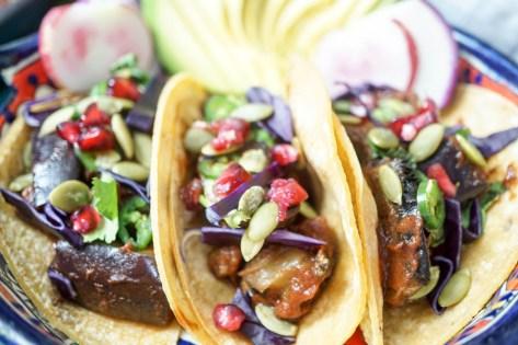 bbq eggplant rib tacos-4