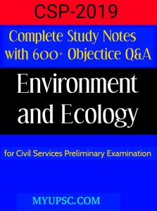 Environment-and-Ecology-Notes-MCQ