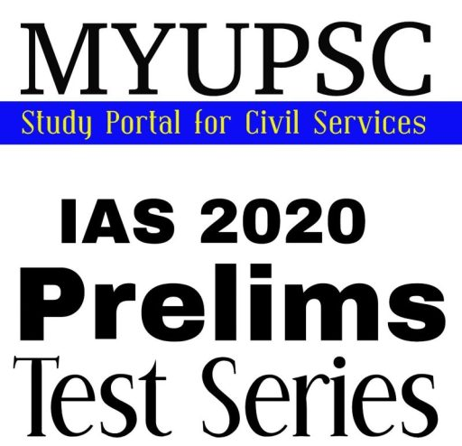 Daily News Prescription 2020 for UPSC PSC Exams 2020, MYUPSC UPSC Prelims 2020 Test Series