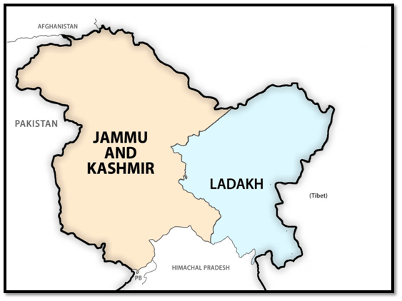 Jammu Kashmir Yearbook 2020 - Article 370 and 35 A