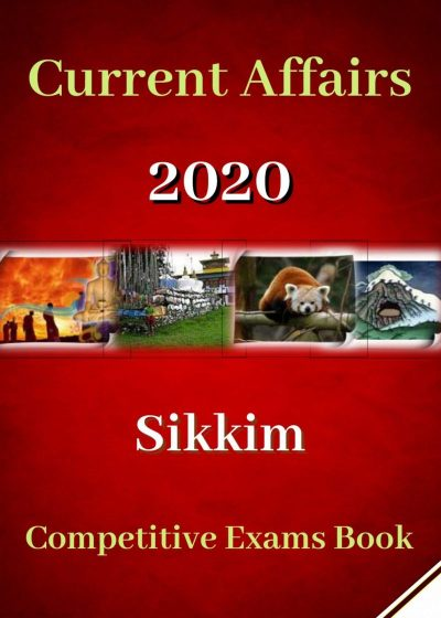 Sikkim GK Current Affairs Yearbook 2020