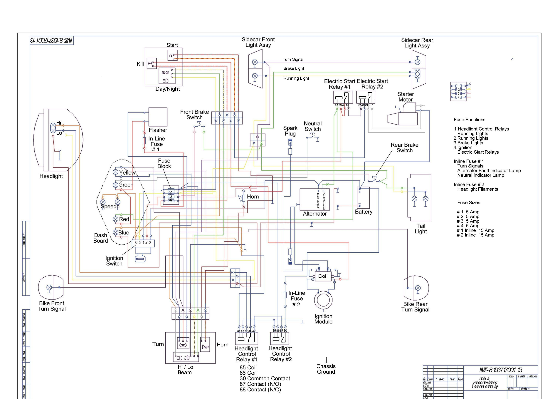 1982 virago 750 wiring diagram