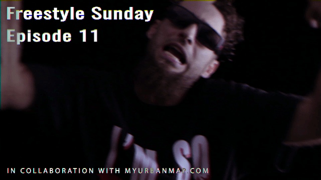 FREESTYLE SUNDAY EP11 AVEC THA HUNGRY BASTARD