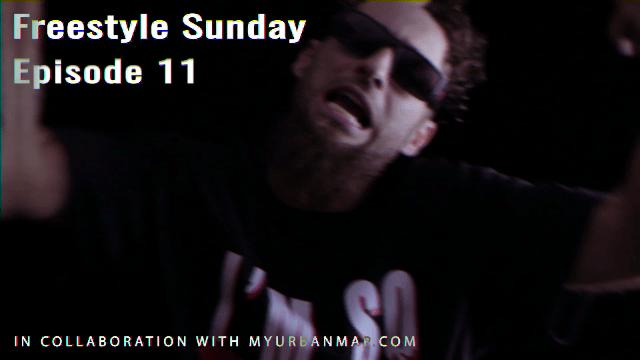 FREESTYLE SUNDAY EP11 AVEC THA HUNGRY BASTARD