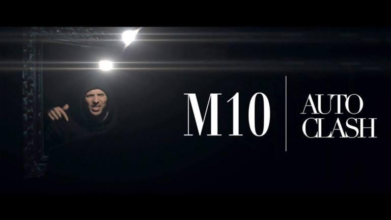VIDÉO DU MOMENT: M10 s'auto-clash dans un nouveau clip!