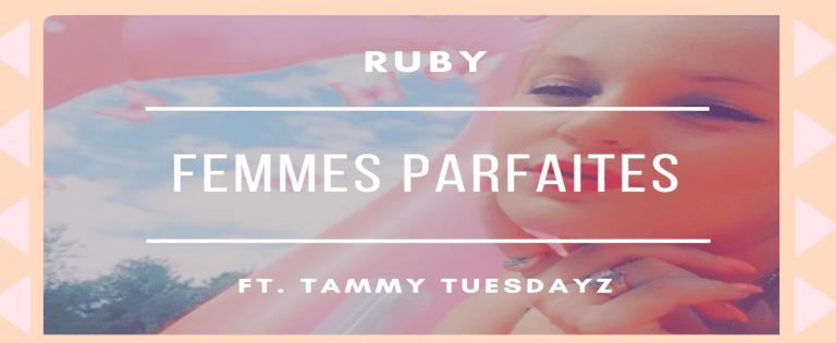 Des nouvelles de la rappeuse Ruby