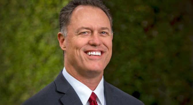 Michael Blanton wants to instill culture of fairness, integrity at USC