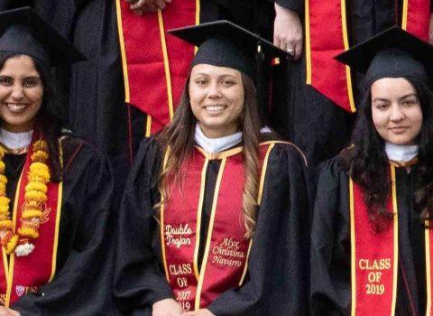 Student Spotlight: MSHRM program Graduate, Alyx Navarro