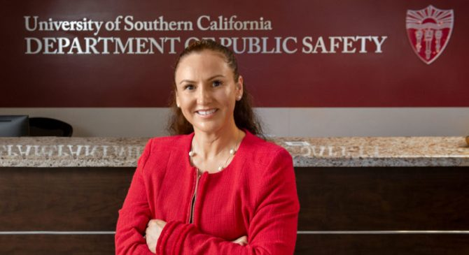 Department of Public Safety hires first Latina assistant chief