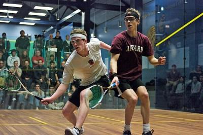 college squash