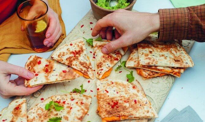 speedy_sweet_potato_quesadilla-Aya Brackett