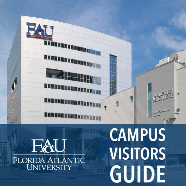 Florida Atlantic University Campus Visitors Guide