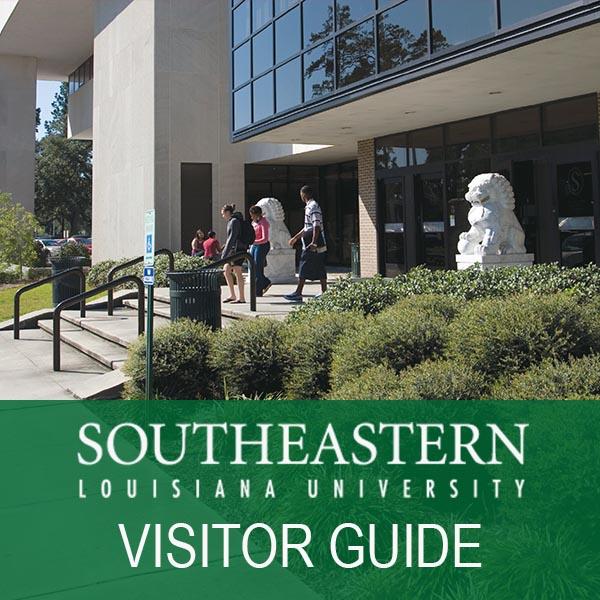 SLU Visitor Guide Website