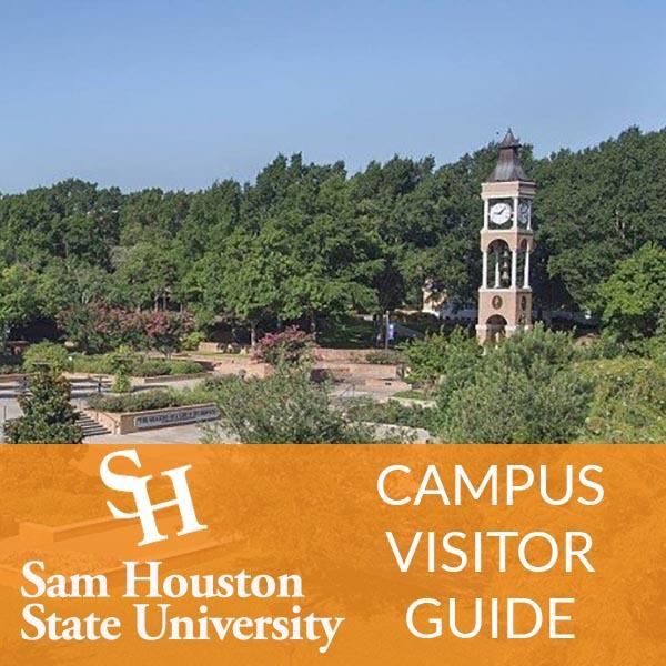 Sam Houston Visitor Guide Website