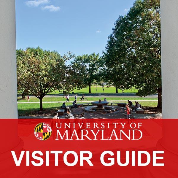 UMD Visitor Guide Website