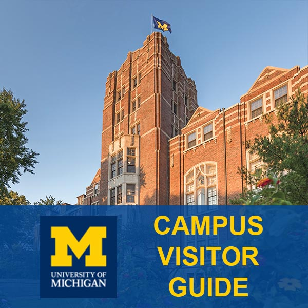 UMICH Visitor Guide Website