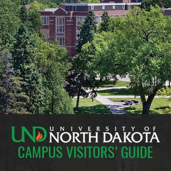 UND Visitors' Guide Website