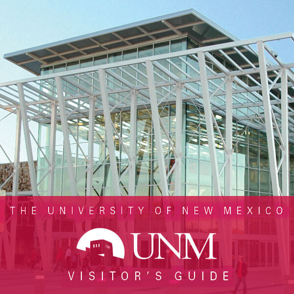 University of New Mexico Visitor's Guide