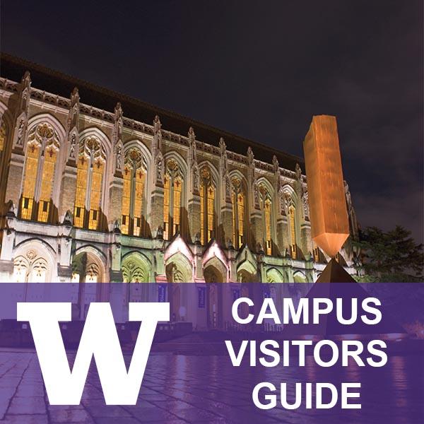 UW Visitors Guide Website