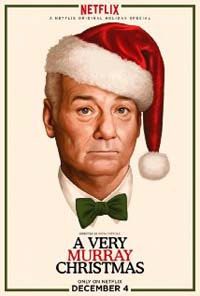 A Very Murray Christmas movie cover