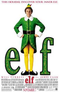 Elf movie cover