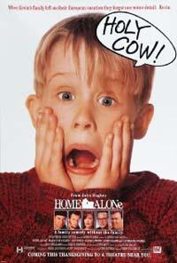 Home Alone movie cover