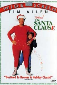The Santa Clause movie cover