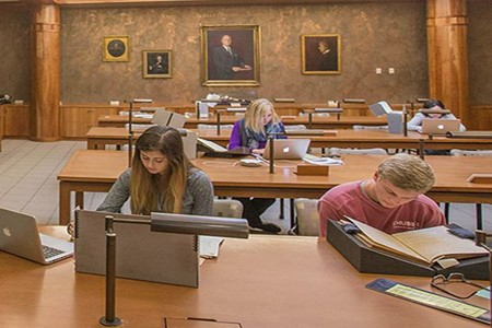 Inside Albert and Shirley Small Special Collections Library – University of Virginia