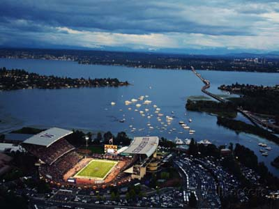 University of Washington Stadium
