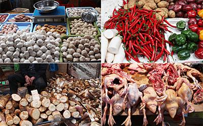 Xiamen Market
