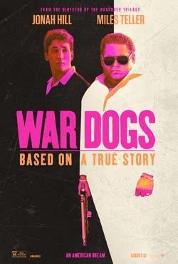 War Dogs movie cover