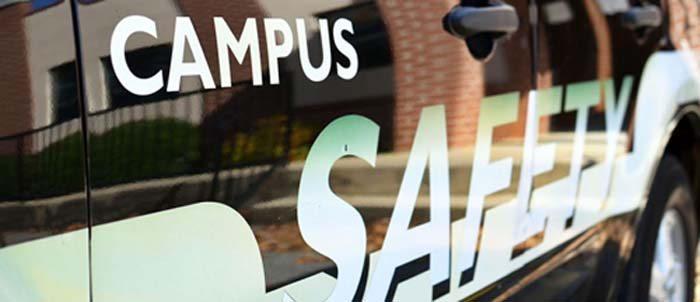 campus safety vehicle