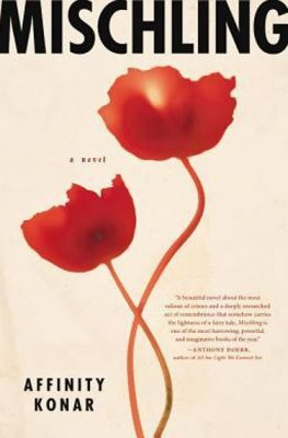 Mischling by Affinity Konar book cover