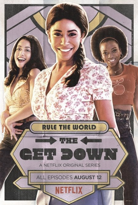The Get Down Netflix poster