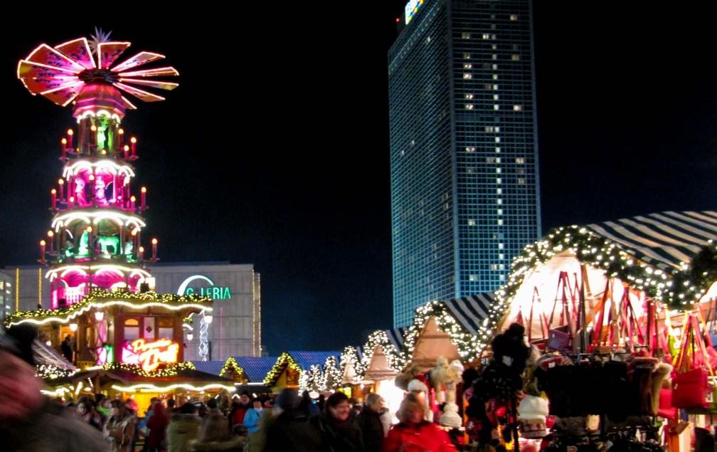 Weihnachtsmarkt Alexanderplatz