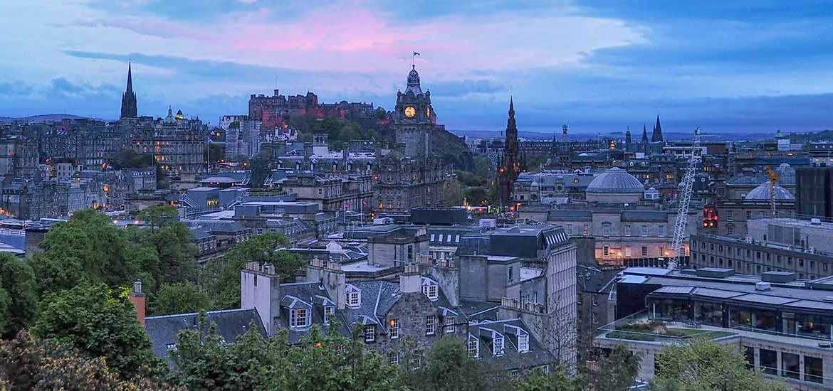 Haunted Places in Edinburgh
