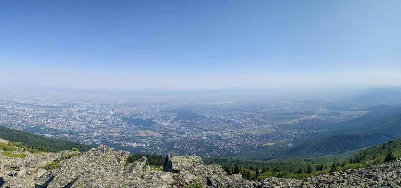 How to get to Vitosha Mountain